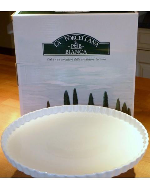 ITALIAN PIE CRUST CAKE STAND